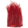 Goose Feather Biots Strung 6-8in 30gm Red